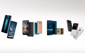 Το 5G smartphone της Nokia επιτέλους αποκαλύφθηκε