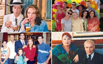 Οι σειρές του Ant1 που προσέφεραν γέλιο τη δεκαετία 2000-2010