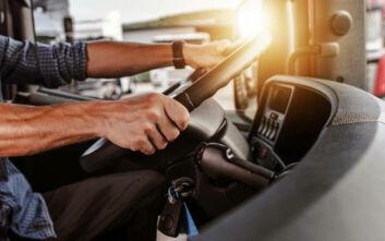 Κορονοϊός: Εξαίρεση στον κανονισμό για τις ώρες οδήγησης στις εθνικές και διεθνείς μεταφορές