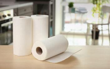 Κορονοϊός: Κανονικά η παραγωγή χαρτιών υγείας