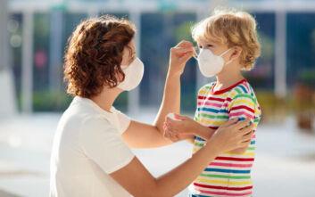 Κορονοϊός: Κάποια παιδιά μπορεί να αρρωστήσουν σοβαρά