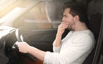 Τι πρέπει να κάνει ο οδηγός για να μην κοιμηθεί στο τιμόνι