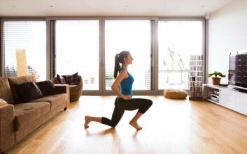 Κορονοϊό: Ποια είναι η καλύτερη γυμναστική τώρα που καθόμαστε σπίτι