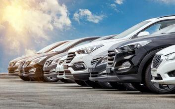 Σε βαθιά ύφεση η αγορά του αυτοκινήτου