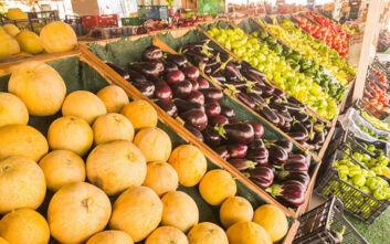 Οι εξαγωγές ελληνικών φρούτων δεν καταλαβαίνουν από κορονοϊό