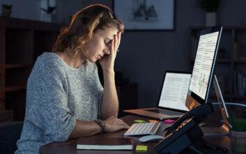 Πισωγύρισμα για τις γυναίκες στον τομέα της εργασίας λόγω κορονοϊού