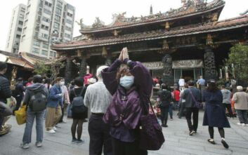 Κορονοϊός: 26 νέα κρούσματα στην Ταϊβάν, εισαγόμενα όλα εκτός από ένα