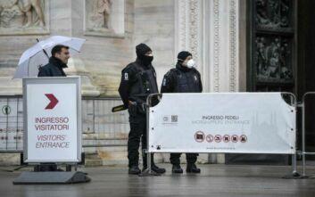 Κορονοϊός: Σε απομόνωση μέλη του πληρώματος και εργάτες σε πλοίο στο λιμάνι της Νάπολης