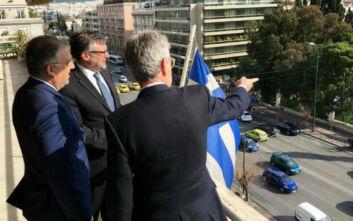 «Η Ελλάδα έχει το αναφαίρετο δικαίωμα προάσπισης των συνόρων της και έχει την υποστήριξη των ΗΠΑ»