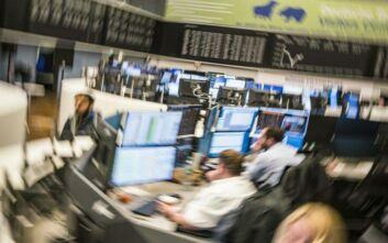 «Φρένο» στην πτώση των μετοχών στα ευρωπαϊκά χρηματιστήρια