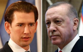 Κουρτς: Πρέπει να δείξουμε στον Ερντογάν πως είμαστε αποφασισμένοι
