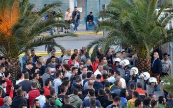 Να φύγουν αμέσως από το νησί οι 5.000 αιτούντες άσυλο ζητάει ο δήμαρχος Μυτιλήνης