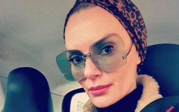 Η Έλενα Χριστοπούλου έκανε τεστ για τον κορονοϊό