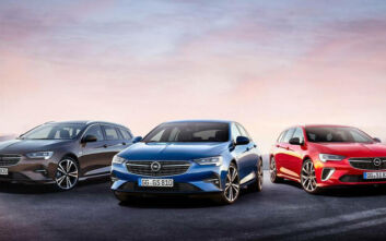 Στη διάθεση του κοινού τα νέα Opel Insignia Grand Sport, Sports Tourer και GSi