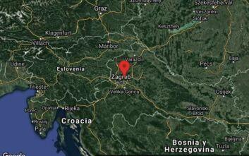 Κροατία: Ισχυρός σεισμός στα βόρεια του Ζάγκρεμπ