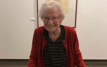 Κορονοϊός: Επιζήσασα της ισπανικής γρίπης, ηλικίας 107 ετών, λέει «είναι σαν να βρισκόμαστε σε φυλακή»