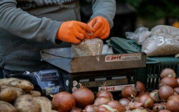Προς δημοσίευση το ΦΕΚ για αναστολή λειτουργίας των λαϊκών αγορών στη Χαλκιδική