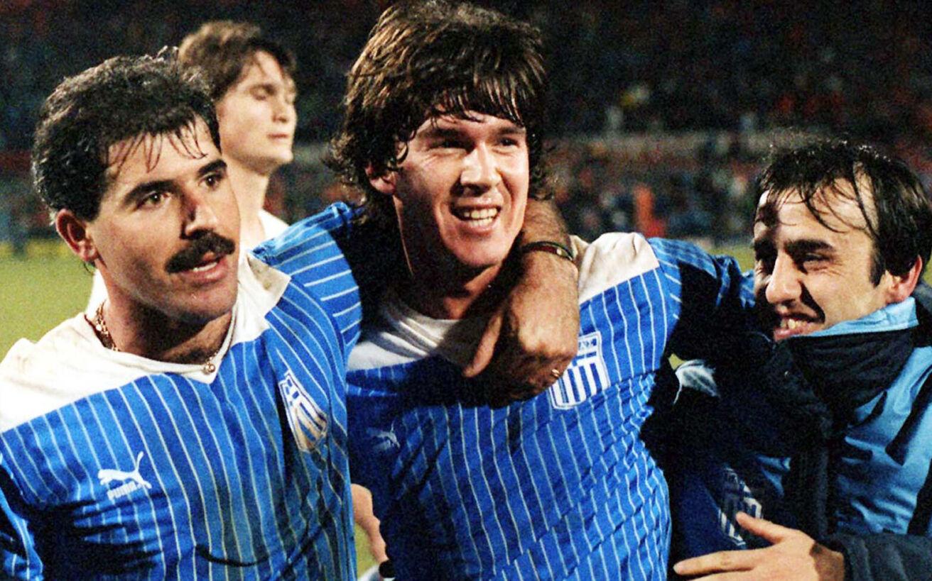 Ο «μουστάκιας», ο «φονιάς», η «Καρολάιν» και τα άλλα παρατσούκλια του ελληνικού ποδοσφαίρου