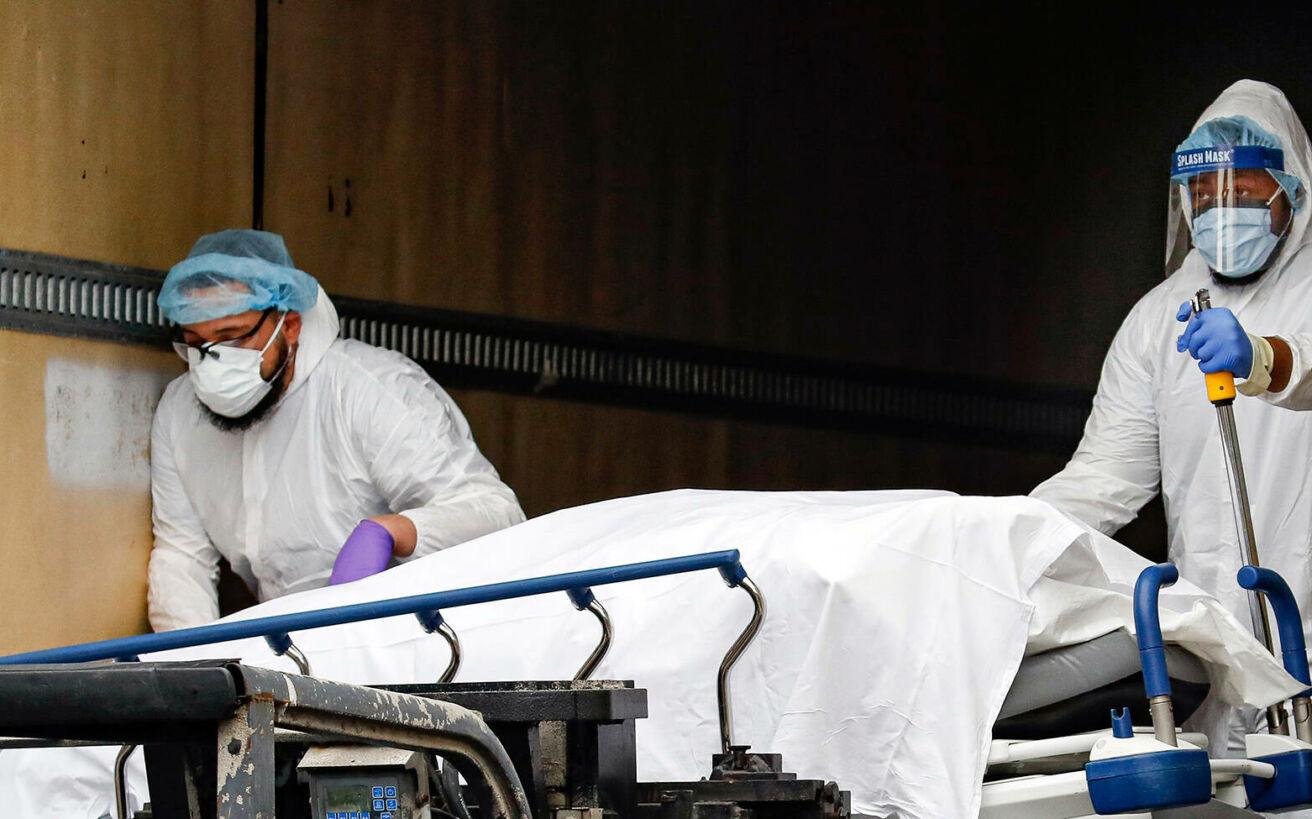 Κορονοϊός: Γιατί δεν γίνεται νεκροψία στα θύματα του φονικού ιού
