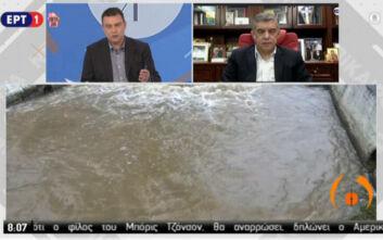 Περιφερειάρχης Θεσσαλίας για κακοκαιρία: Υπάρχουν πολλές ζημιές, έχουμε πολύ νερό και πολύ χιόνι