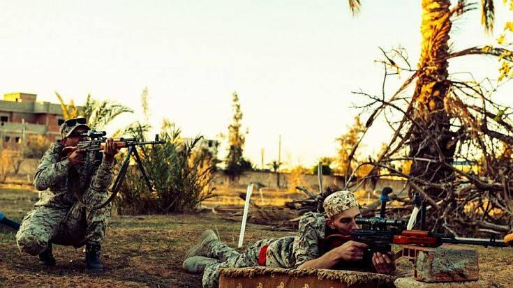 Λιβύη: Δυνάμεις πιστές στη διεθνώς αναγνωρισμένη κυβέρνηση προσπαθούν να αποσπάσουν την Ταρχούνα από τον Χάφταρ