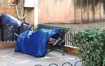 Ο κορονοϊός... αποκάλυψε 40 άστεγους στη Ρόδο
