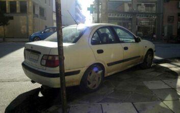 Κορονοϊός Θεσσαλονίκη: Οδηγοί παρκάρουν ανεξέλεγκτα λόγω μειωμένης κίνησης