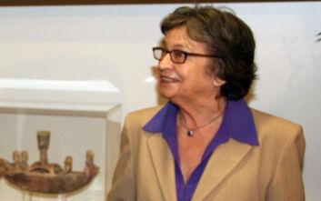 Πέθανε η Ελένη Κιούμπιτ, είχε πρωτοστατήσει στην επιστροφή των Γλυπτών του Παρθενώνα