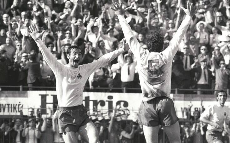 Ο τερματοφύλακας του Ερυθρού Αστέρα το 1971 μιλάει για την ήττα από τον Παναθηναϊκό