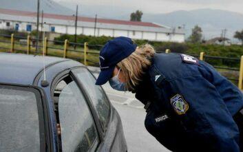 Απαγόρευση κυκλοφορίας: Συνεχίζονται οι αυστηροί έλεγχοι σε όλη τη χώρα