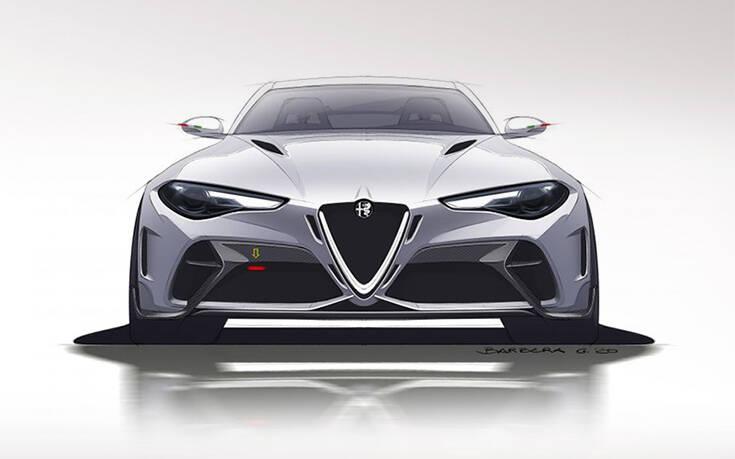 Εντυπωσιακοί χρωματισμοί για την A.R. Giulia GTA – Newsbeast