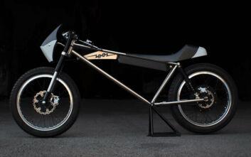 Ένα εκπληκτικό e-bike σαν αυτά που... δεν θα ξαναδείς