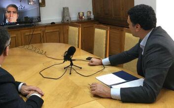 Κορονοϊός: Συγχαρητήρια από τον Τζέφρι Πάιατ στην ελληνική Κυβέρνηση για τη διαχείριση της κρίσης