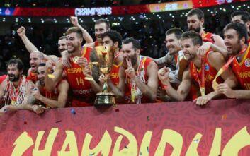 Κλέφτες με... φιλότιμο: «Άδειασαν» το σπίτι Ισπανού μπασκετμπολίστα, αλλά του άφησαν το χρυσό του μετάλλιο