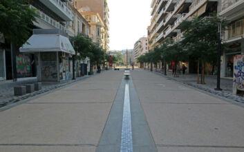 Κορονοϊός Θεσσαλονίκη: Τα υπαίθρια καφενεία που γέννησε η πανδημία