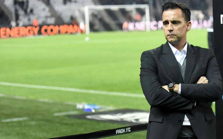 Μπράνκο: Ο Σαββίδης έχει όραμα να βάλει τον ΠΑΟΚ στα 20-30 κορυφαία κλαμπ της Ευρώπης