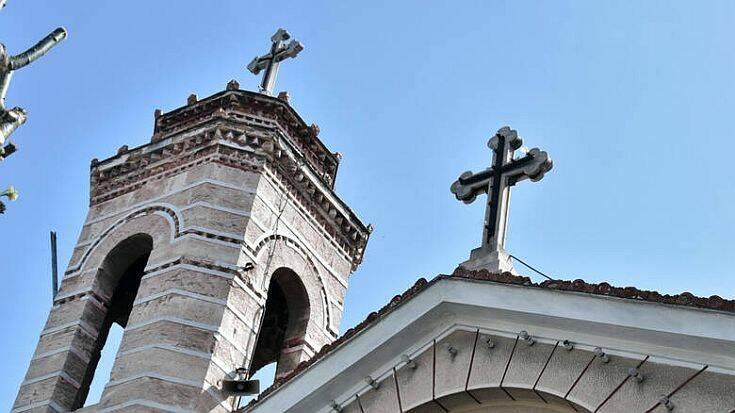Ελεύθεροι οι συλληφθέντες για τα επεισόδια χθες έξω από εκκλησία στον Κορυδαλλό