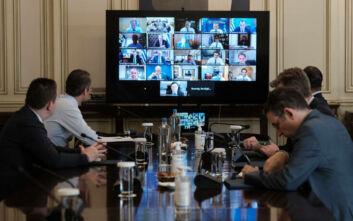 Μητσοτάκης στο υπουργικό: Μέχρι 31 Ιουλίου 26 νομοσχέδια - Ανοιχτή καλοκαίρι η Βουλή
