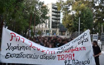 Ο Βασίλης Δημάκης ξεκινά νέα απεργία πείνας