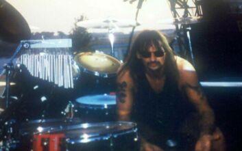 Αυτοκτονία ο θάνατος του πρώην drummer των Manowar, Scott Columbus – Η αποκάλυψη της κόρης του για την κατάθλιψη