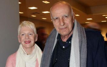 Έλενα Ακρίτα: Η σπάνια φωτογραφία του Γιώργου Κυρίτση που δημοσίευσε με αφορμή τη γιορτή του