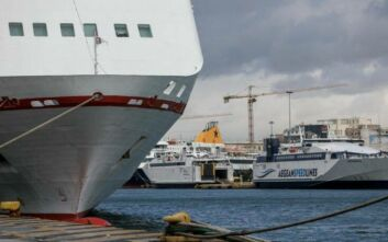 Απαγορευτικό απόπλου από τα λιμάνια του Πειραιά, της Ραφήνας και του Λαυρίου