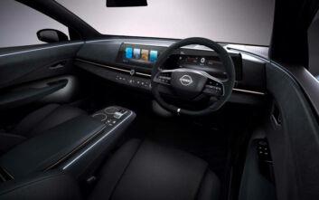 Το όχι της Nissan στην οθόνη-tablet