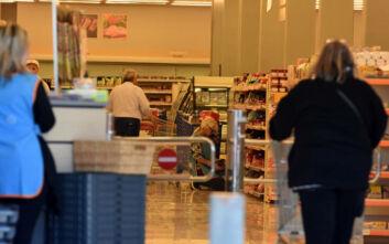 Κορονοϊός: Πώς θα λειτουργήσουν τα σούπερ μάρκετ ενόψει Πάσχα