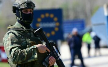 Παναγιωτόπουλος για εμπλοκή του στρατού στην τήρηση των μέτρων: Μέχρι στιγμής δεν υπάρχει τέτοιο σενάριο