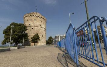 Tην περίπτωση τοπικού lockdown στη Θεσσαλονίκη εξετάζουν οι αρμόδιες αρχές