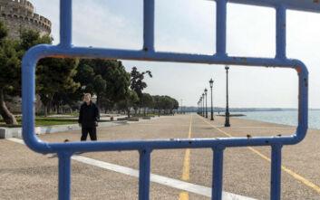 Κορονοϊός Θεσσαλονίκη: Αίτημα να παραταθεί η απαγόρευση κυκλοφορίας στη Νέα Παραλία