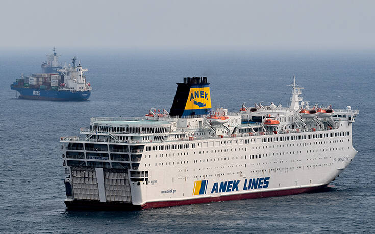 Κορονοϊός: Θρίλερ με το πλοίο «Ελευθέριος Βενιζέλος», πληροφορίες για πάνω από 120 κρούσματα