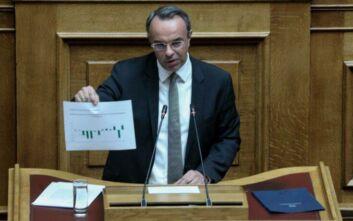 Σταϊκούρας: Ευχαριστώ νοικοκυριά και επιχειρήσεις διότι ικανοποίησαν εν πολλοίς τις υποχρεώσεις τους προς το κράτος