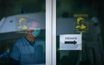 Κορονοϊός: Στους 138 οι νεκροί στην Ελλάδα - Πέθανε 84χρονος στο ΝΙΜΤΣ